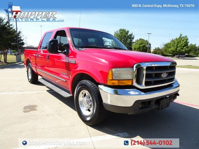 2000 Ford F-250SD Lariat