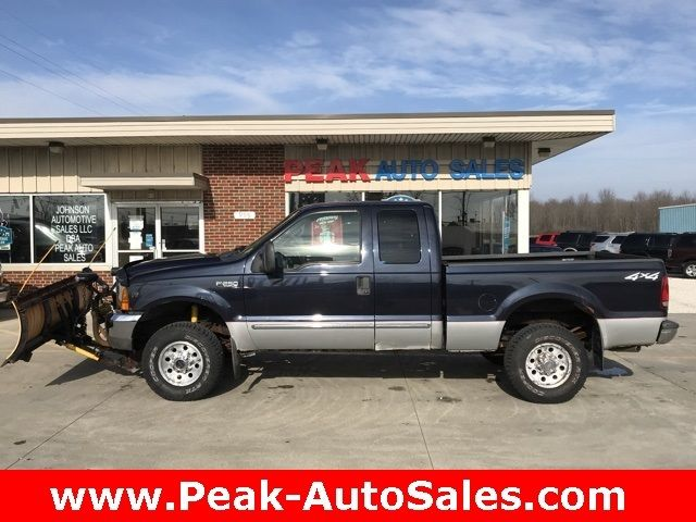 2000 Ford F-250SD XLT