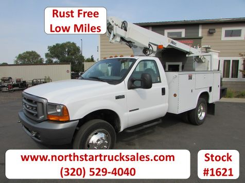 2000 Ford F-450 4x2 Reg Cab 35' Working Height Bucket Truck  in St Cloud, MN