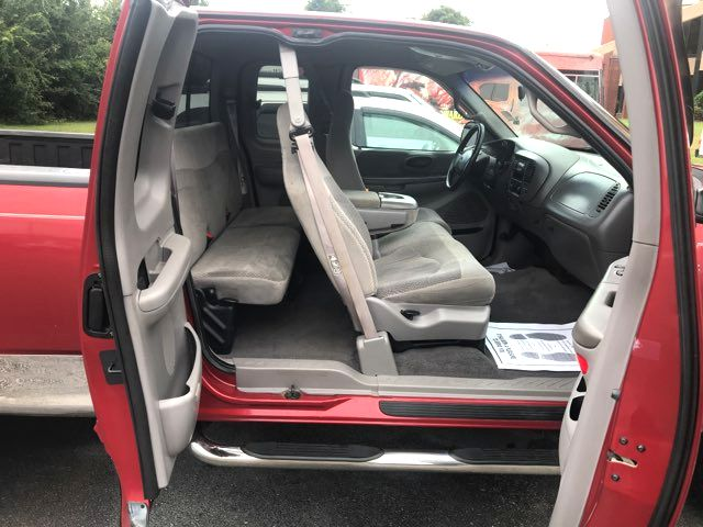 2000 Ford F150 XLT Knoxville, Tennessee 13
