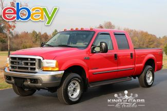 2000 Ford F250 Lariat Crew 7.3L DIESEL 56K ACTUAL MILES 1-OWNER 4X4 in Woodbury, New Jersey 08096