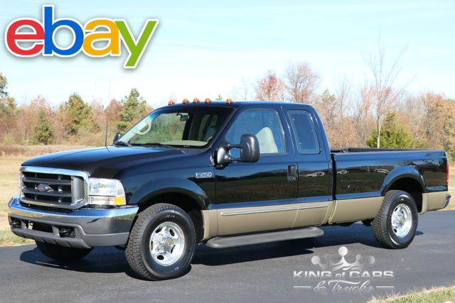 2000 Ford F250 Lariat SUPERCAB 2WD 7.3L DIESEL LOW MILES 1-OWNER