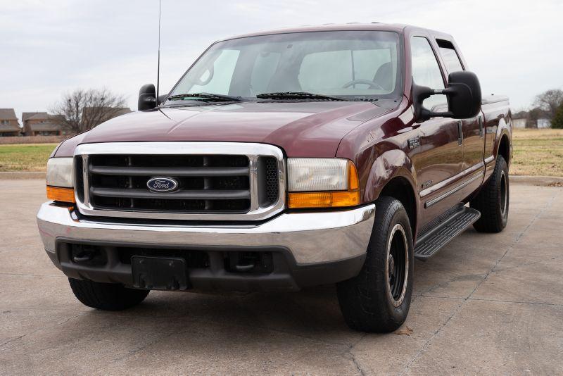 2000 Ford F250SD Lariat in Rowlett, Texas