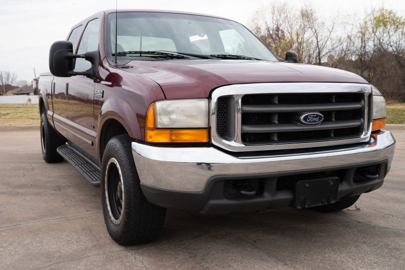 2000 Ford F250SD Lariat in Rowlett, Texas