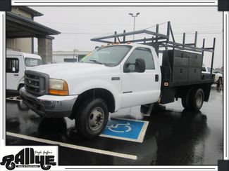 2000 Ford F350 XL Flatbed 4WD 7.3L Diesel in Burlington WA, 98233