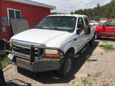 2000 Ford F350 Super Duty Crew Cab Long Bed in