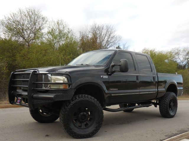 2000 Ford F350 Super Duty Crew Cab Long Bed