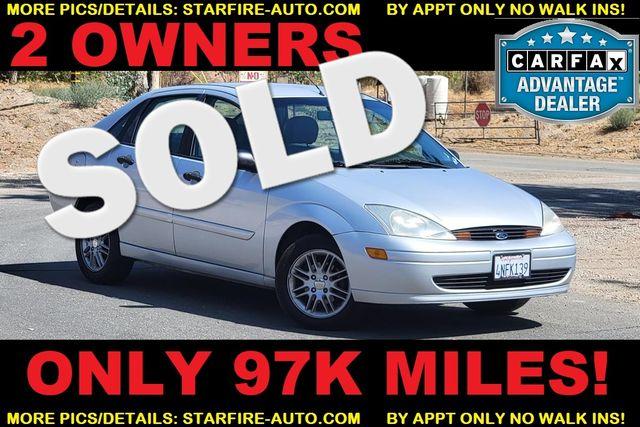 2000 Ford Focus ZTS in Santa Clarita, CA 91390