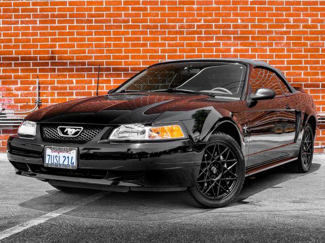 2000 Ford Mustang Burbank, CA 1