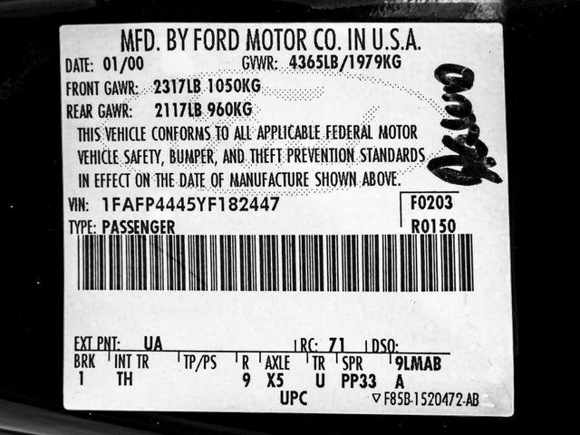 2000 Ford Mustang Burbank, CA 23