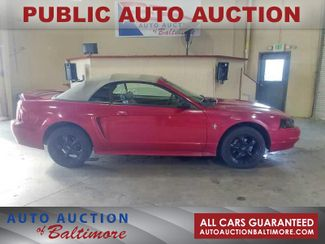 2000 Ford Mustang  | JOPPA, MD | Auto Auction of Baltimore  in Joppa MD