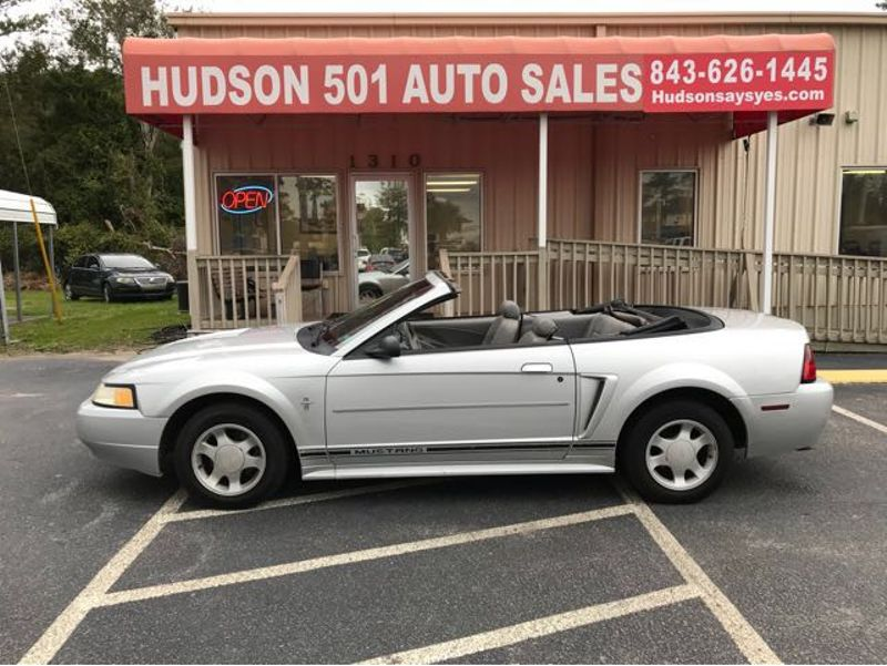 2000 Ford Mustang Convertible | Myrtle Beach, South Carolina | Hudson Auto Sales in Myrtle Beach South Carolina