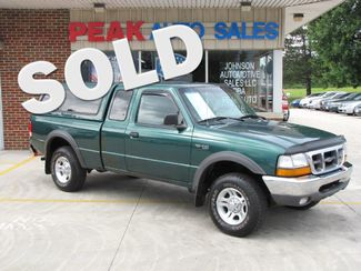 2000 Ford Ranger XLT in Medina OHIO, 44256