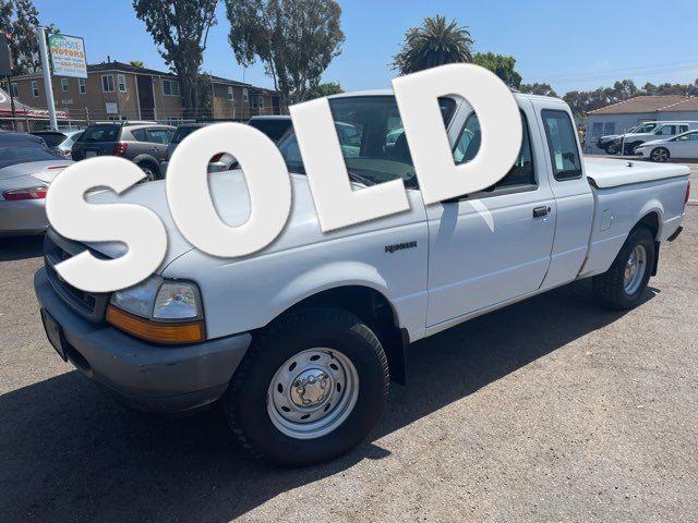 2000 Ford Ranger Super Cab XL San Diego, CA
