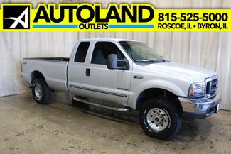 2000 Ford Super Duty F-250 Diesel 4x4 Long Bed XLT in Roscoe, IL 61073
