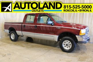 2000 Ford Super Duty F-250 Diesel 7.3L 4x4 XLT in Roscoe, IL 61073