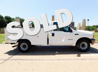 2000 Ford Super Duty F-250,SERVICE UTILITY BED,7.3L DIESEL XL Irving, Texas