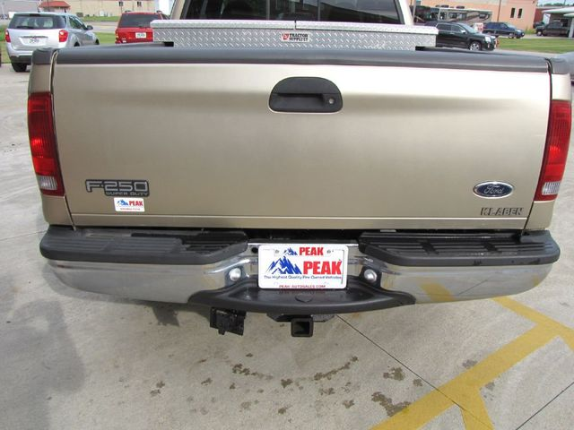 2000 Ford Super Duty F-250 Lariat in Medina OHIO, 44256