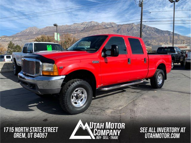 2000 Ford Super Duty F-250 Lariat in , Utah 84057