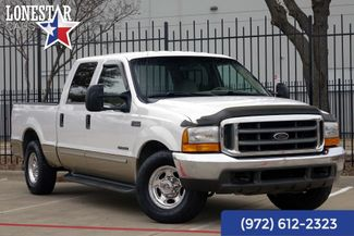 2000 Ford Super Duty F-250 Lariat 7.3L Diesel Crew Cab in Plano Texas, 75093