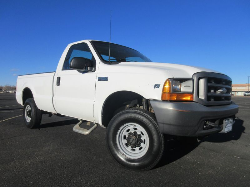 2000 Ford Super Duty F-250 XL  Fultons Used Cars Inc  in , Colorado