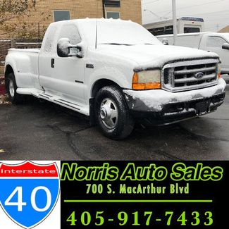 2000 Ford Super Duty F-350 DRW Lariat in Oklahoma City OK