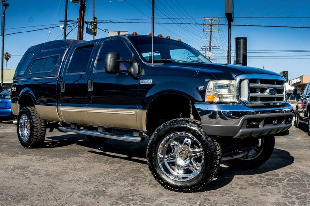 2000 Ford Super Duty F-350 SRW Lariat in Reseda, CA, CA 91335