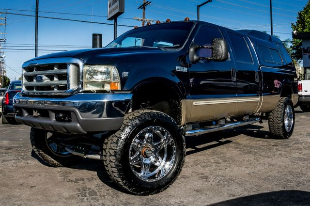 2000 Ford Super Duty F-350 SRW Lariat