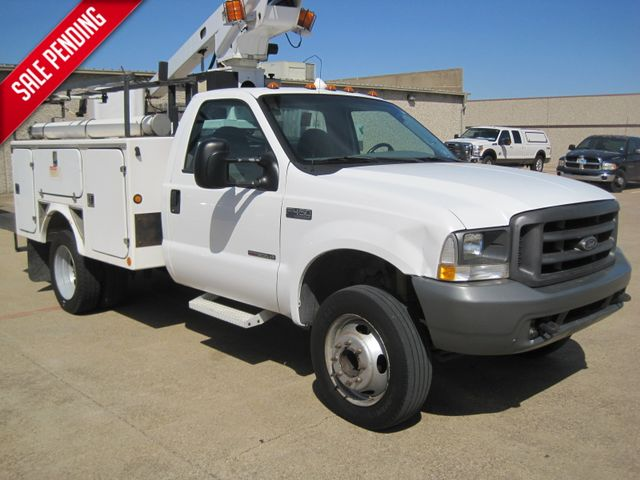 2000 Ford Super Duty F450 Bucket Truck, 7.3 Turbo Diesel, in Plano Texas, 75074