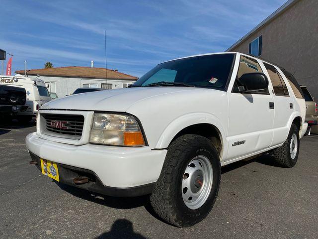 2000 GMC Jimmy SL 4x4