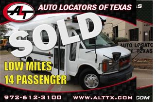 2000 GMC Savana Special BUS | Plano, TX | Consign My Vehicle in  TX