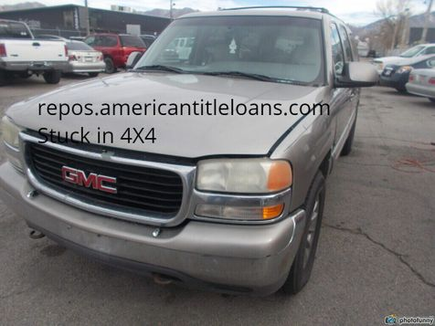 2000 GMC Yukon XL SLT in Salt Lake City, UT