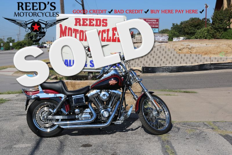 2000 Harley Davidson Dyna-Wide Glide   | Hurst, Texas | Reed's Motorcycles in Hurst Texas