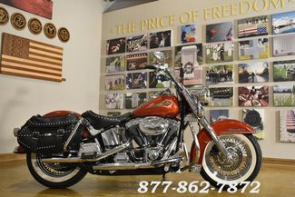 2000 Harley-Davidson HERITAGE SOFTAIL CLASSIC FLSTC HERITAGE CLASSIC in Chicago, Illinois 60555