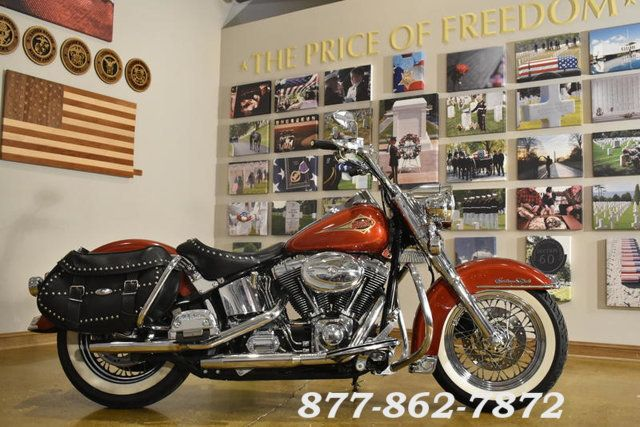 2000 Harley-Davidson HERITAGE SOFTAIL CLASSIC FLSTC HERITAGE CLASSIC