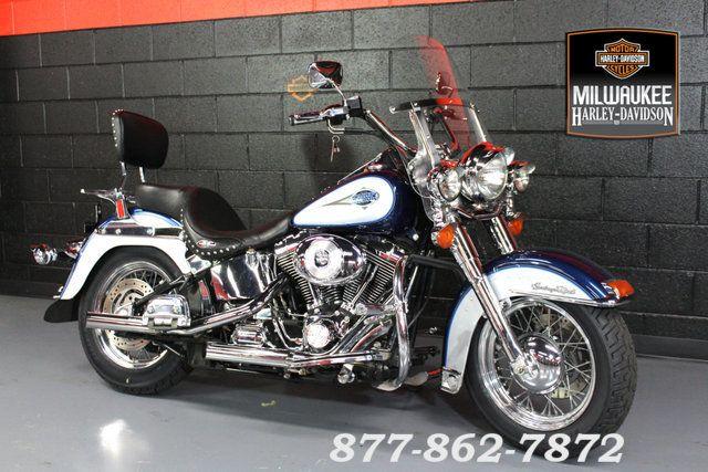 2000 Harley-Davidson HERITAGE SOFTAIL CLASSIC FLSTC HERITAGE SOFTAIL