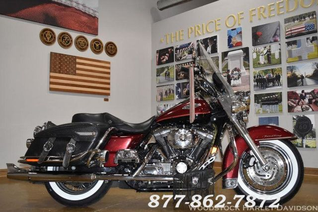 2000 Harley-Davidson ROAD KING CLASSIC FLHRC ROAD KING CLASSIC