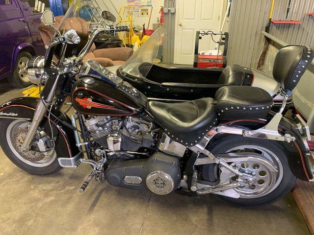 2000 Harley Davidson SIDE CAR BIKE Heritage Soft Tail