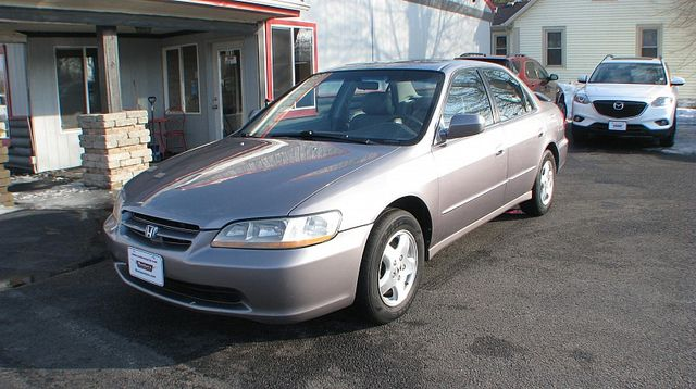 2000 Honda Accord EX w/Leather
