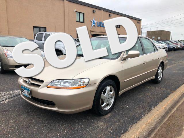 2000 Honda Accord EX w/Leather Maple Grove, Minnesota