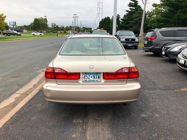 2000 Honda Accord EX w/Leather Maple Grove, Minnesota 5