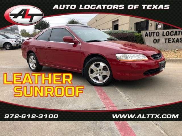 2000 Honda Accord EX w/Leather in Plano, TX 75093