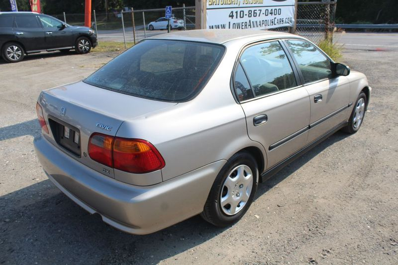 2000 Honda Civic DX  city MD  South County Public Auto Auction  in Harwood, MD