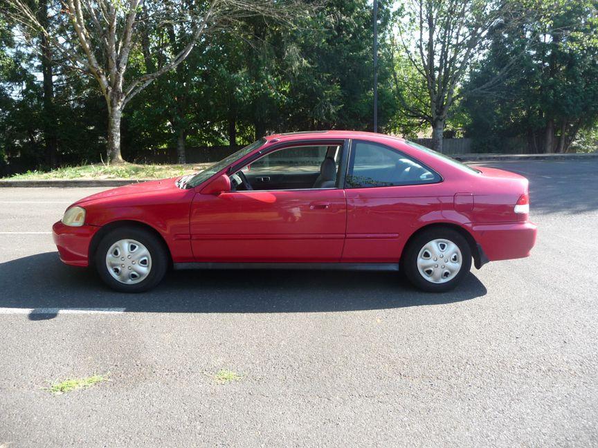 U003c 2000 Honda Civic EX In Portland OR, ...