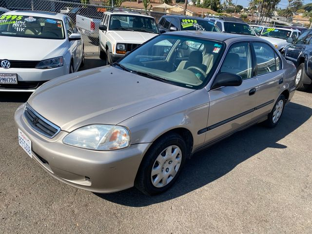 2000 Honda Civic LX in San Diego, CA 92110