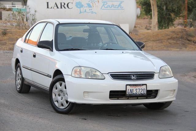 2000 Honda Civic LX Santa Clarita, CA 3