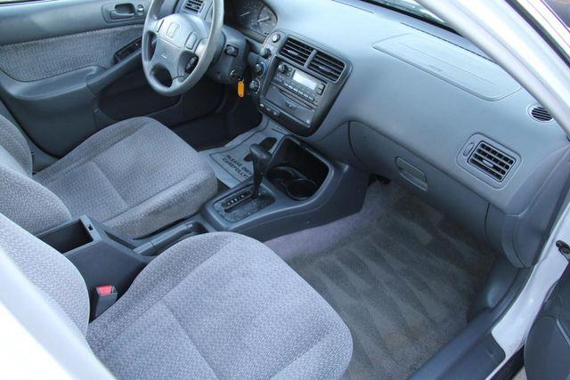 2000 Honda Civic LX Santa Clarita, CA 9