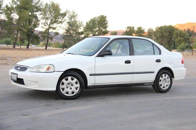 2000 Honda Civic LX Santa Clarita, CA 1