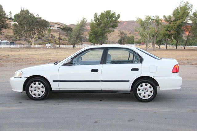 2000 Honda Civic LX Santa Clarita, CA 11