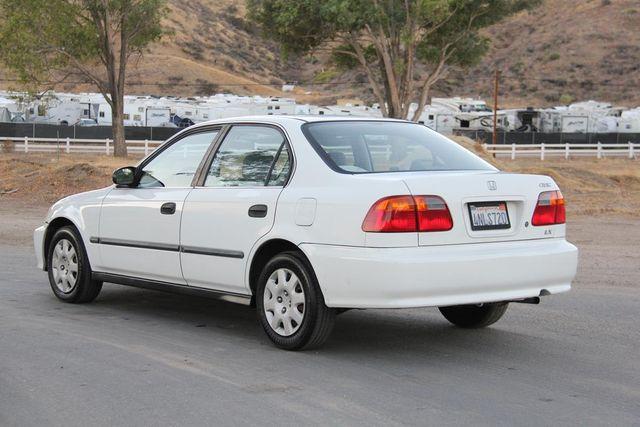 2000 Honda Civic LX Santa Clarita, CA 5